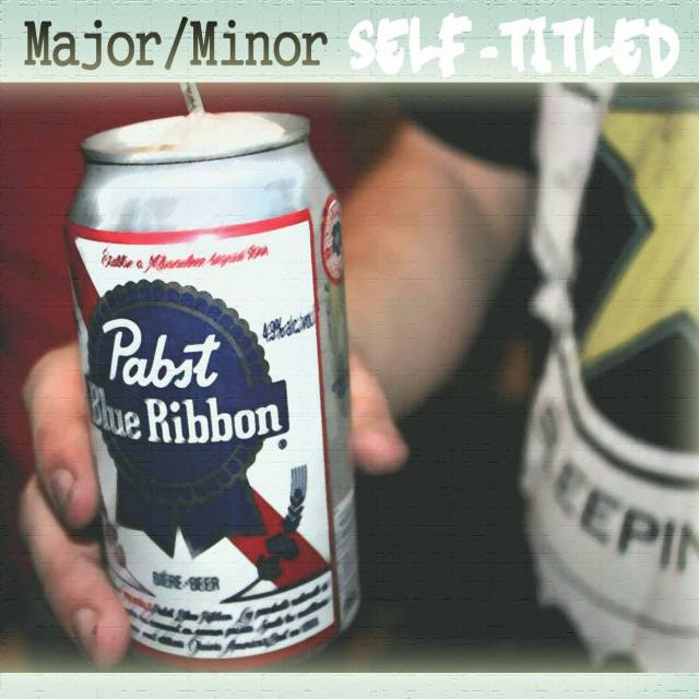 Major Minor - Self-Titled front album cover